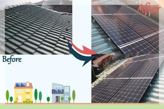 お客様の声 埼玉県さいたま市 太陽光発電システム工事